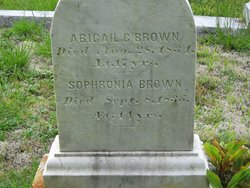 Abigail Cushing Brown