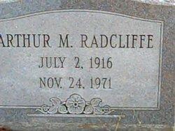 Arthur M Radcliffe