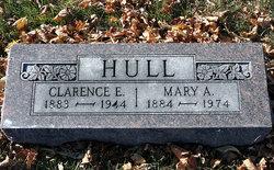 Mary Anne <i>Fowlie</i> Hull