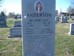 Melanie Faye <i>Barnes</i> Anderson