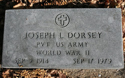 Joseph L Dorsey