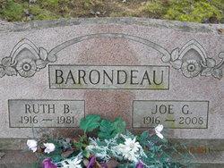 Joseph G Barondeau