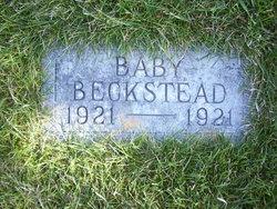 Baby Beckstead