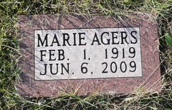 Marie Agers