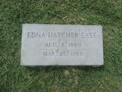 Edna <i>Hatcher</i> East