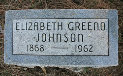 Elizabeth Greeno Johnson