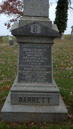 Dennis Barrett