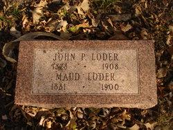 Maud Loder