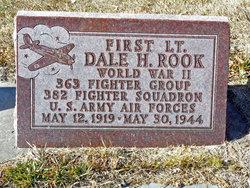 Lieut Dale H. Rook