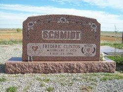 Frederick Clinton Schmidt