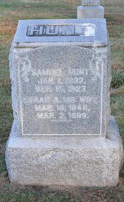 Sarah A. <i>Beistline</i> Hunt