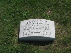 Archie Robert Cleveland