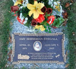 Amy <i>Shireman</i> Stegall