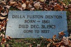 Virginia Adella <i>Fuston</i> Denton