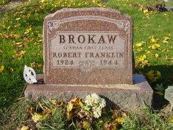 Robert Franklin Brokaw