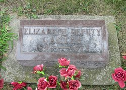 Elizabeth <i>Deputy</i> Carter