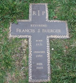 Rev Francis J. Buerger