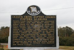 Grants Creek Cemetery