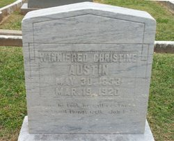 Winnifred Christine Austin