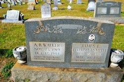 Pvt A. B. Walker