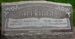 Pearl <i>Larsen</i> Allridge