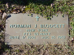 Norman J Blodgett