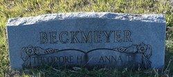Anna T <i>Trunk</i> Beckmeyer