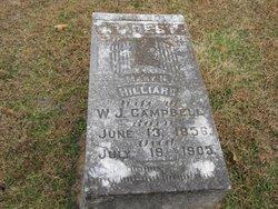 Mary L. <i>Hilliard</i> Campbell