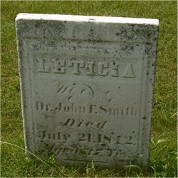 Leticia <i>Hubbard</i> Smith