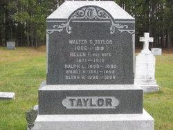 Walter Gardner Taylor