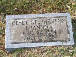 Etta Clyde <i>Stephenson</i> Brannon