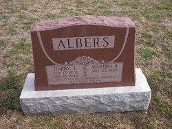 Harry T Albers