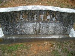 Emmett Monroe Burton
