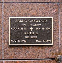 Samuel Culbertson Caywood