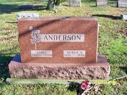 Elma <i>Cannon</i> Anderson
