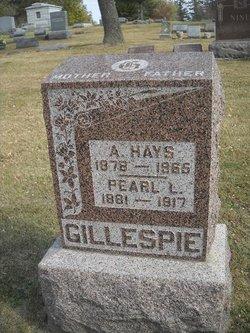 Alphonso Hays Gillespie