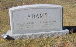 William Barner Adams