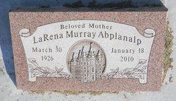 LaRena <i>Murray</i> Abplanalp