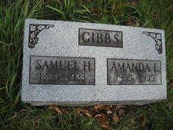 Amanda Ellen <i>Cherryholmes</i> Gibbs