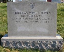 Douglas Wayne Hayes