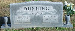 Cecil Marie <i>Neal</i> Dunning