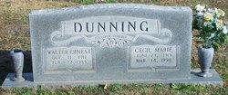 Walter Ernest Dunning
