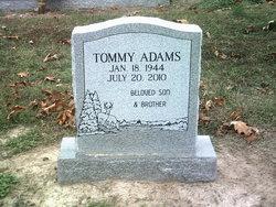 Houston T. Tommy Adams