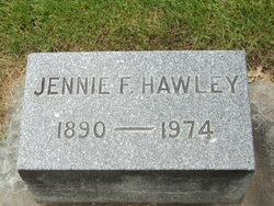 Jennie Frances <i>Smith</i> Hawley