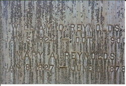 William C Reynolds