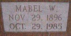 Mabel <i>White</i> Gotham