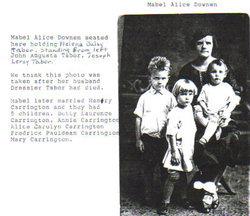 Mabel Alice <i>Downen</i> Carrington