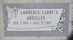 Larry U Abegglen