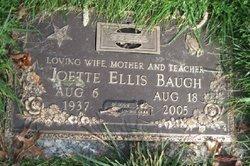 Betty Jo Ette Joette <i>Ellis</i> Baugh