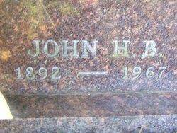 John Henry Benjamin Anderson